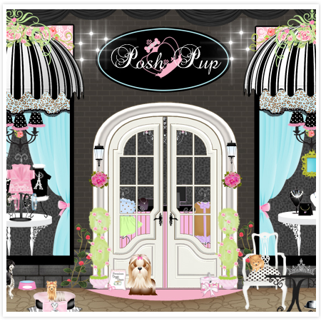 Posh Pup Boutique 2 Go Ltd-