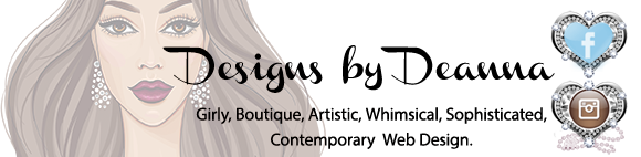 Girly Web Design