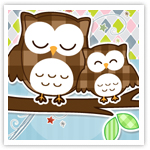 Cute Owls Exclusive
