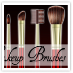 Makeup Brushes OOAK-
