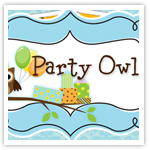 Party Owl Exclusive