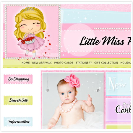 Little Miss Princess Exclusive-