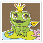 Miss Frog Princess Exclusive-