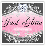 Just Glam Premade Logo-