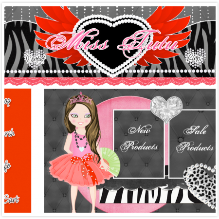 Miss Heart Tutu Ltd-